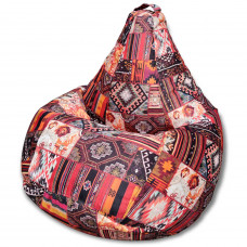 Кресло груша в Казахском стиле
