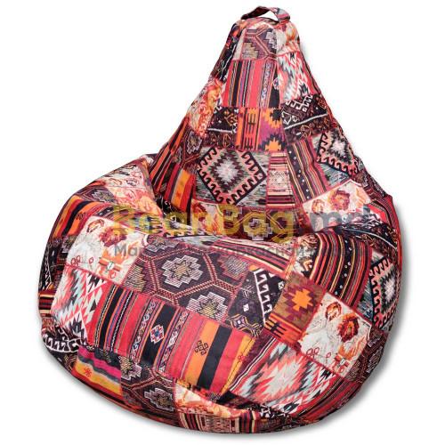 Кресло мешок груша Размер XL в Казахском стиле купить в Кишиневе