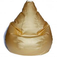Золотое кресло мешок груша Размер XL