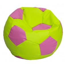 Кресло Мяч - Зеленый с розовым